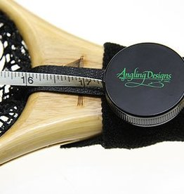 Anglers Accessories HANDI-MEASURE TAPE MEASURE