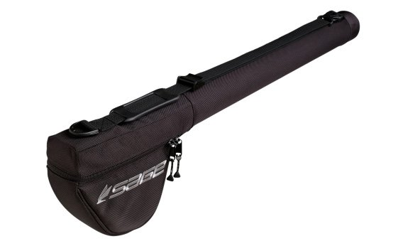 SAGE SAGE BALLISTIC SINGLE ROD/REEL CASE - 4 PIECE - 10 FOOT
