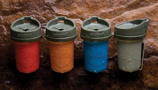 FISHPOND FISHPOND PIOPOD MICROTRASH CONTAINER