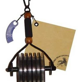 Anglers Accessories MOUNTAIN RIVER HORIZONTAL TIPPET HOLDER