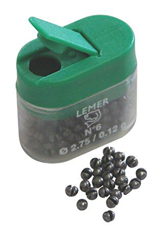 Anglers Accessories LEMER LEAD SPLIT SHOT REFILLS