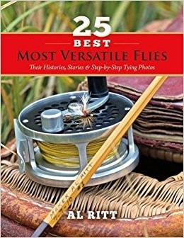 25 BEST MOST VERSATILE FLIES - AL RITT