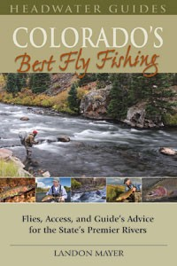 COLORADOS BEST FISHING WATERS MAP BOOK