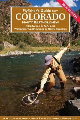 FLY FISHING GUIDE TO COLORADO-4TH EDITION