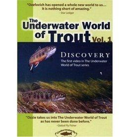 UNDERWATER WORLD OF TROUT-VOLUME 1