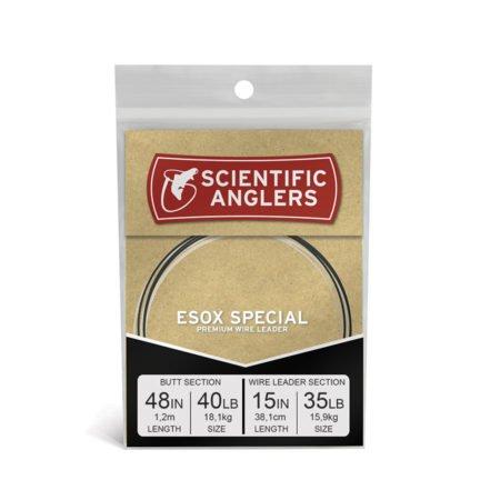 SCIENTIFIC ANGLERS SCIENTIFIC ANLGERS ESOX SPECIAL LEADER