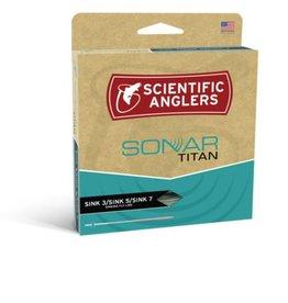 Scientific Anglers SCIENTIFIC ANGLERS SONAR TITAN SINK 3/SINK 5/SINK 7