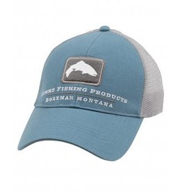 SIMMS SIMMS TROUT TRUCKER HAT - ON SALE