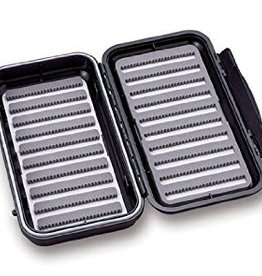 CF DESIGNS WATERPROOF 20 ROW FLY BOX BLK - CF351010