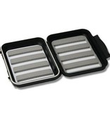 C&F DESIGNS SMALL WATERPROOF 8 ROW FLY BOX - CF1644
