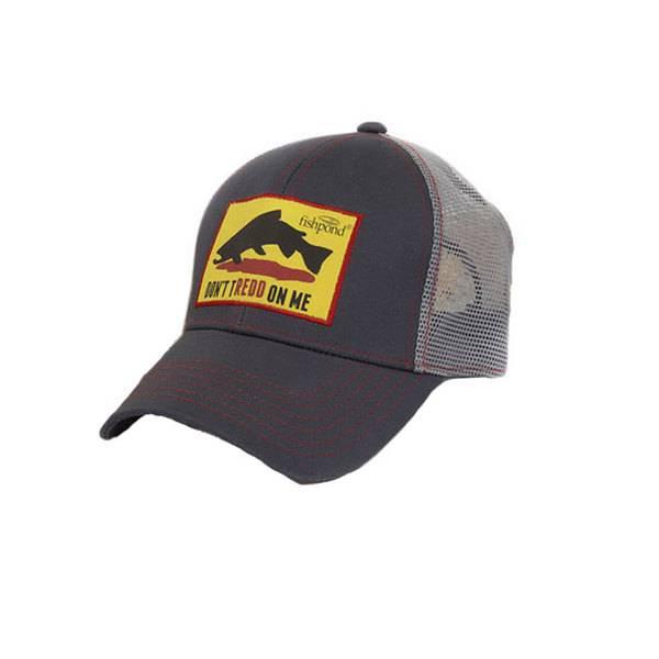 FISHPOND DONT TREDD HAT