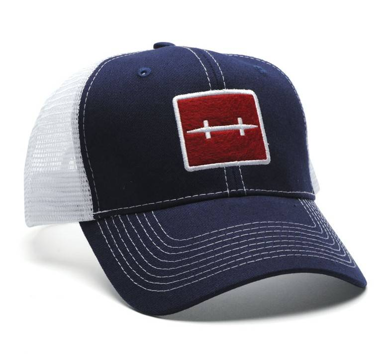 HATCH HATCH ICON TRUCKER CAP