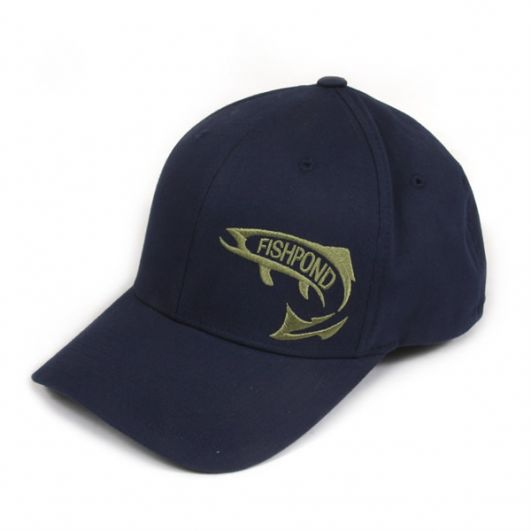 FISHPOND EARLY RISE FLEX FIT HAT