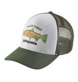PATAGONIA PATAGONIA WORLD TROUT FISHSTITCH TRUCKER