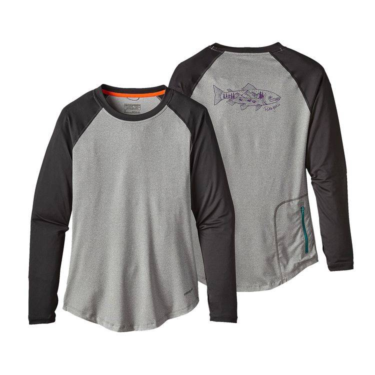 PATAGONIA PATAGONIA WOMENS TROPIC COMFORT CREW - ON SALE