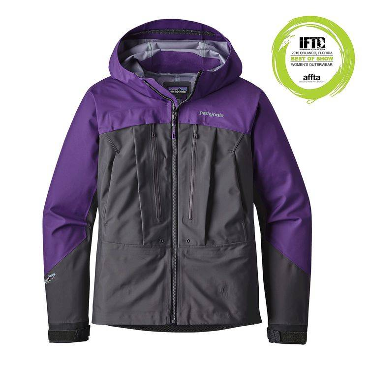 Patagonia PATAGONIA WOMENS RIVER SALT JACKET
