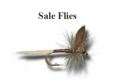 SALE FLIES