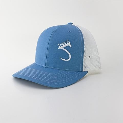 SYNDICATE FLY FISHING SYNDICATE TRUCKER HAT
