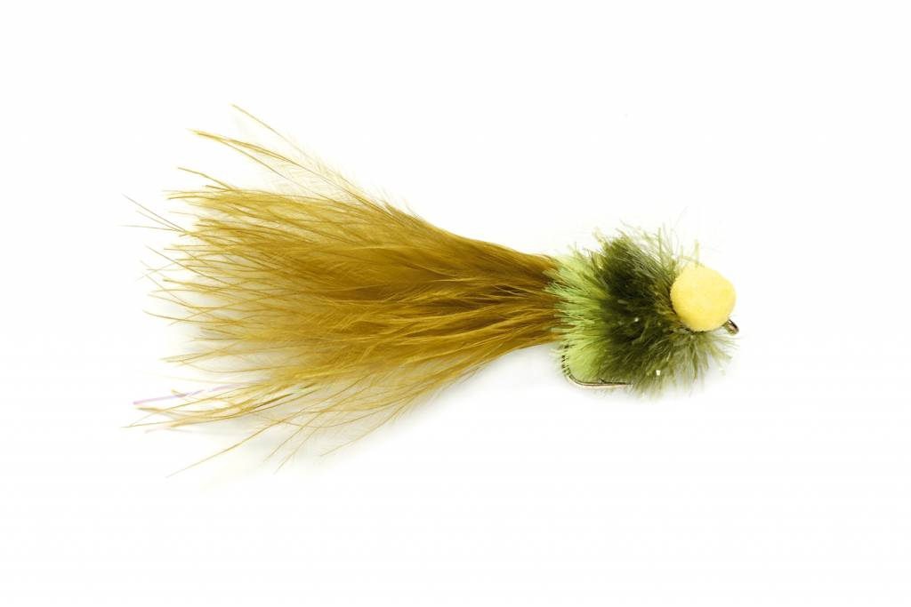 Fulling Mill LONG TAIL DAMSEL BOOBY - PER 3