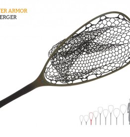 FISHPOND FISHPOND NOMAD EMERGER NET - RIVER ARMOR