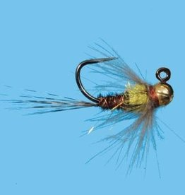 HOT SPOT JIG - YELLOW