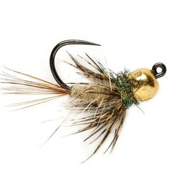 Fulling Mill SOFT HACKLE HARES EAR JIG NYMPH