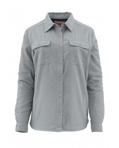 SIMMS SIMMS WOMEN'S GUIDE INSULATED LS SHIRT - ON SALE