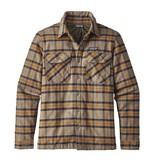 PATAGONIA PATAGONIA MENS INSULATED FJORD FLANNEL JACKET