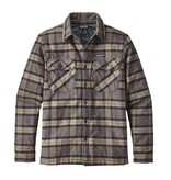 PATAGONIA PATAGONIA INSULATED FJORD FLANNEL JACKET - ON SALE