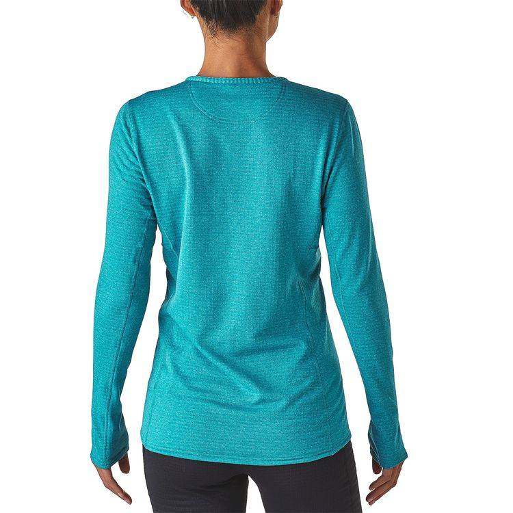 PATAGONIA PATAGONIA WOMENS CAPILENE THERMAL WEIGHT CREW