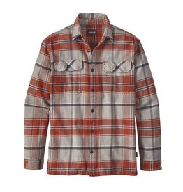 Patagonia PATAGONIA MENS LONG-SLEEVED FJORD FLANNEL SHIRT