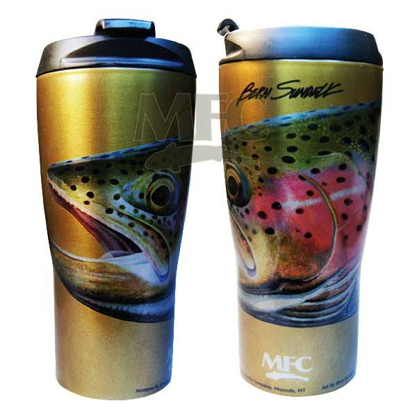 MONTANA FLY MFC VACUUM COFFEE MUG - SUNDELL'S  STARLIGHT RAINBOW