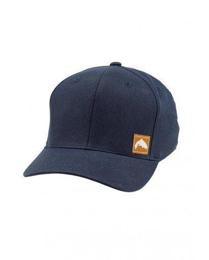 SIMMS SIMMS FLEXFIT TWILL SNAP BACK HAT