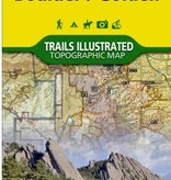 NATIONAL GEOGRAPHIC NATIONAL GEOGRAPHIC TOPO MAP #100 - BOULDER/GOLDEN