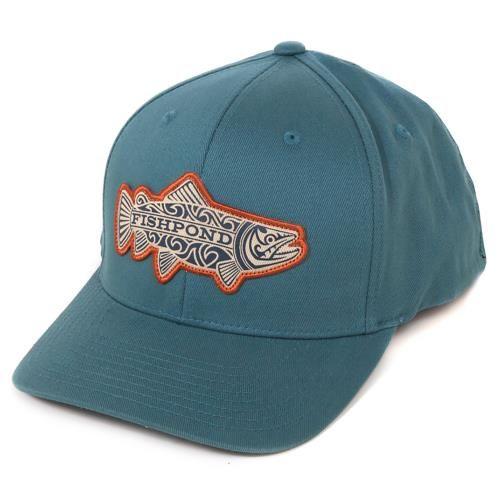 FISHPOND FISHPOND MAORI TROUT HAT OLIVE