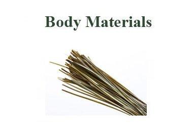 BODY MATERIALS