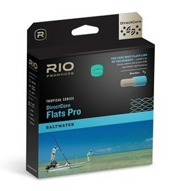 RIO PRODUCTS RIO FLATS PRO FLY LINE STEALTH TIP