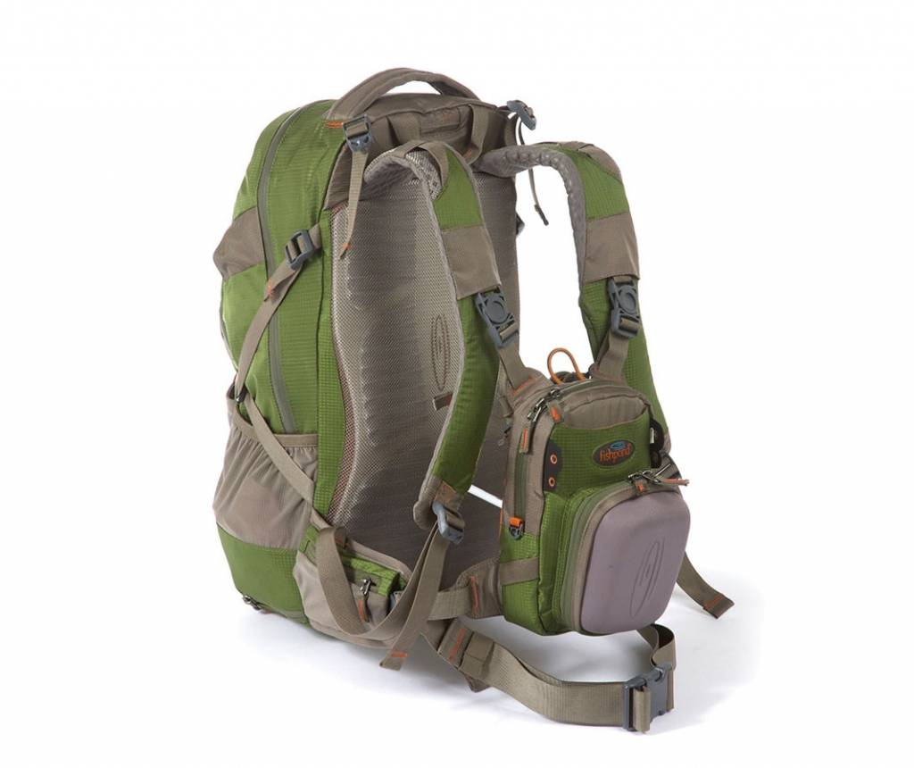 FISHPOND FISHPOND BITCH CREEK TECH  PACK