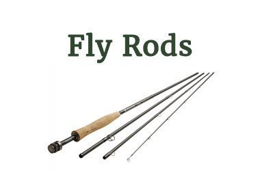 FLY RODS - OUTLET