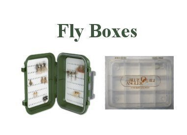 FLY BOXES - OUTLET
