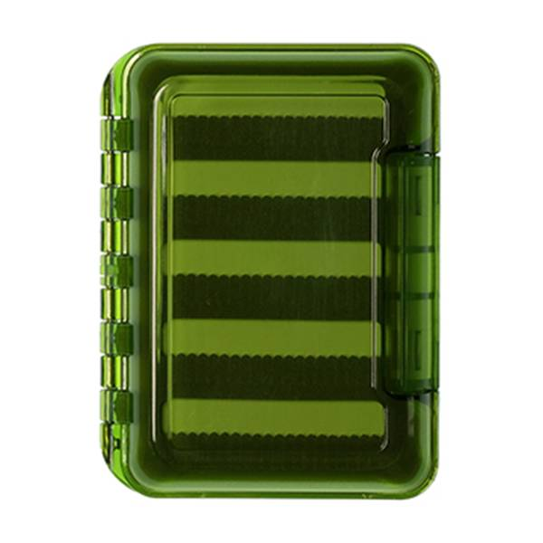 ANGLERS ACCESSORIES SLIT ROW FOAM FLY BOX - SMALL