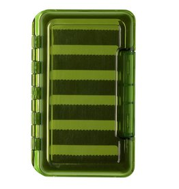 ANGLERS ACCESSORIES SLIT ROW FOAM FLY BOX - LARGE