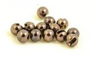 BLUE QUILL ANGLER SLOTTED TUNGSTEN BEADS - 50 PACK