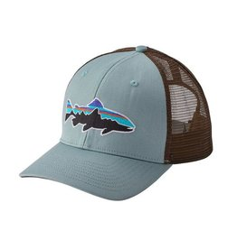 PATAGONIA PATAGONIA FITZ ROY TROUT TRUCKER HAT - F18