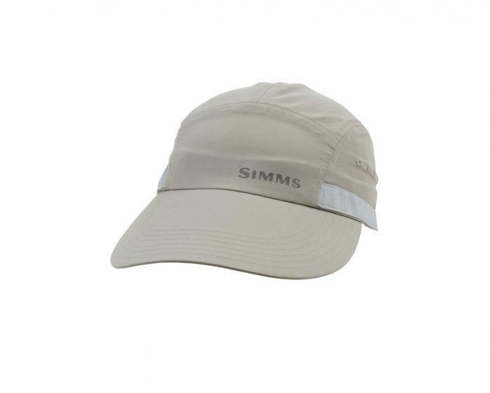 SIMMS SIMMS FLATS CAP LONG BILL