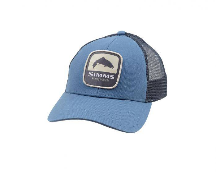SIMMS SIMMS TROUT PATCH TRUCKER