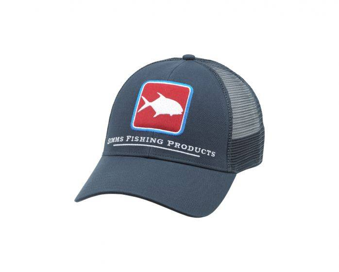 SIMMS SIMMS PERMIT ICON TRUCKER - ON SALE 35% OFF