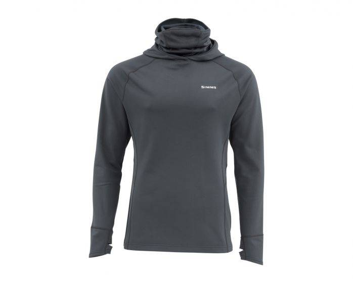 SIMMS SIMMS EXSTREAM CORE TOP - RAVEN