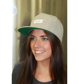 Brasserie NewDeal Casquette Grise Snapback