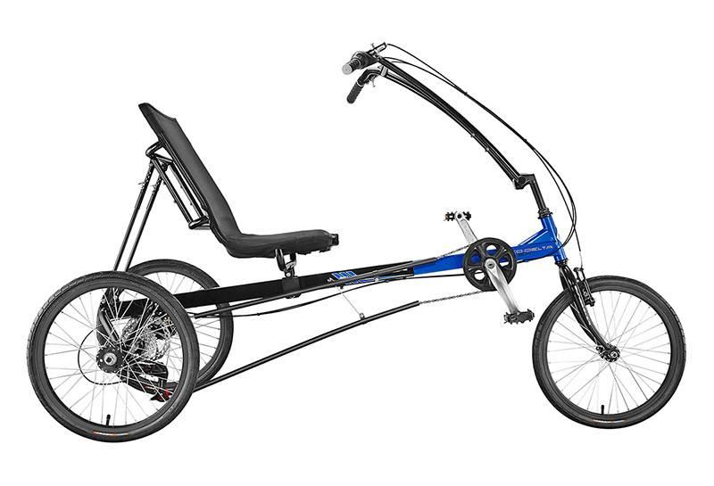 TRIKE Sun Seeker Adult Trike-ECO Delta